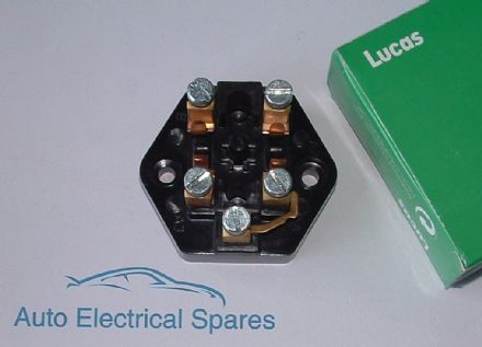 Lucas 37132 SF6 2 way fuse box GLASS TYPE Fuse GENUINE